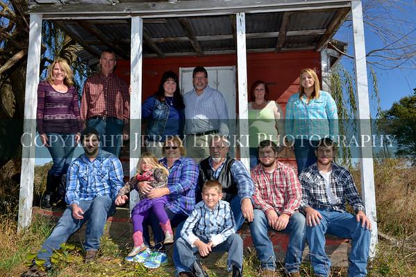 Williams Family  - Rensselaer
