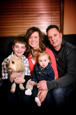 Family Portrait Photography: Alana & Troy, Twin Cities, Minnesota