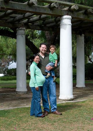 Family Photos at Presidio Park