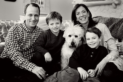 The Mcintosh Family_bw