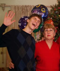Family Portrait 2011-12-31