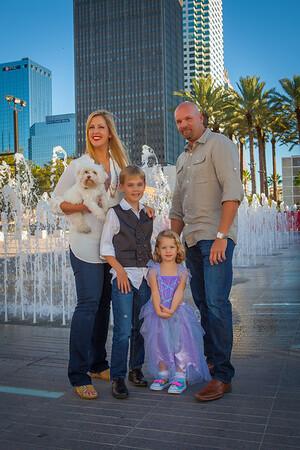 Family Portrait Session, Tampa, Florida
