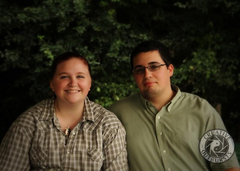 Christi & Skylar Engagement Photos