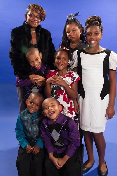 Anica's family