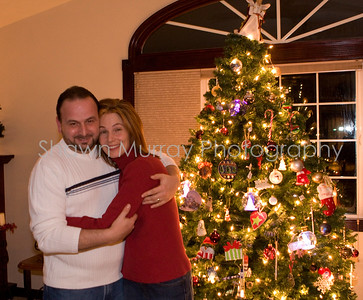 couple with tree