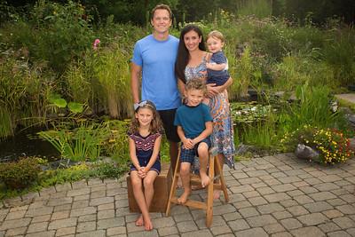 Burlingame Family 4