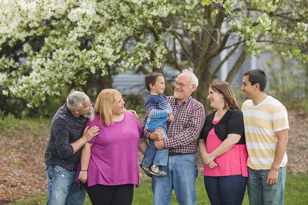Christenson Family Portraits