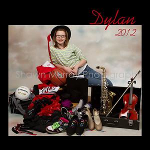 Dylan 2012 book 002 (Side 2)
