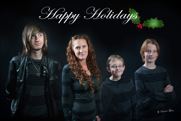 Erin & Heather Family Photo Shoot