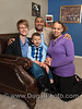 Family portraits for Jim Hess, Jaqua Realtors marketing brochure. Gretta and Tim Terrentine, and thildren TJ and Olivia, in their westside home.  Copyright Anthony Dugal Photography, Kalamazoo, Michigan, USA, (269) 349-6428.