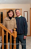 Family portraits for Jim Hess, Jaqua Realtors marketing brochure. Collette and Jim Krueger.  Copyright Anthony Dugal Photography, Kalamazoo, Michigan, USA, (269) 349-6428.
