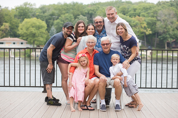 Heidi Tischer family portraits