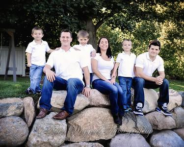 Jones Family - September 2014