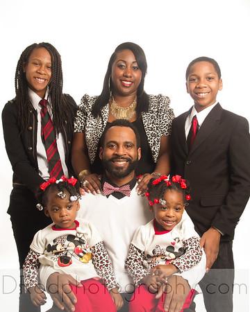 Kameisha Family Photos
