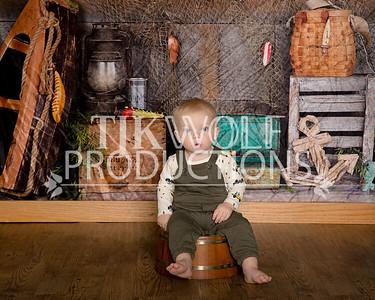 Mason 1 year-9
