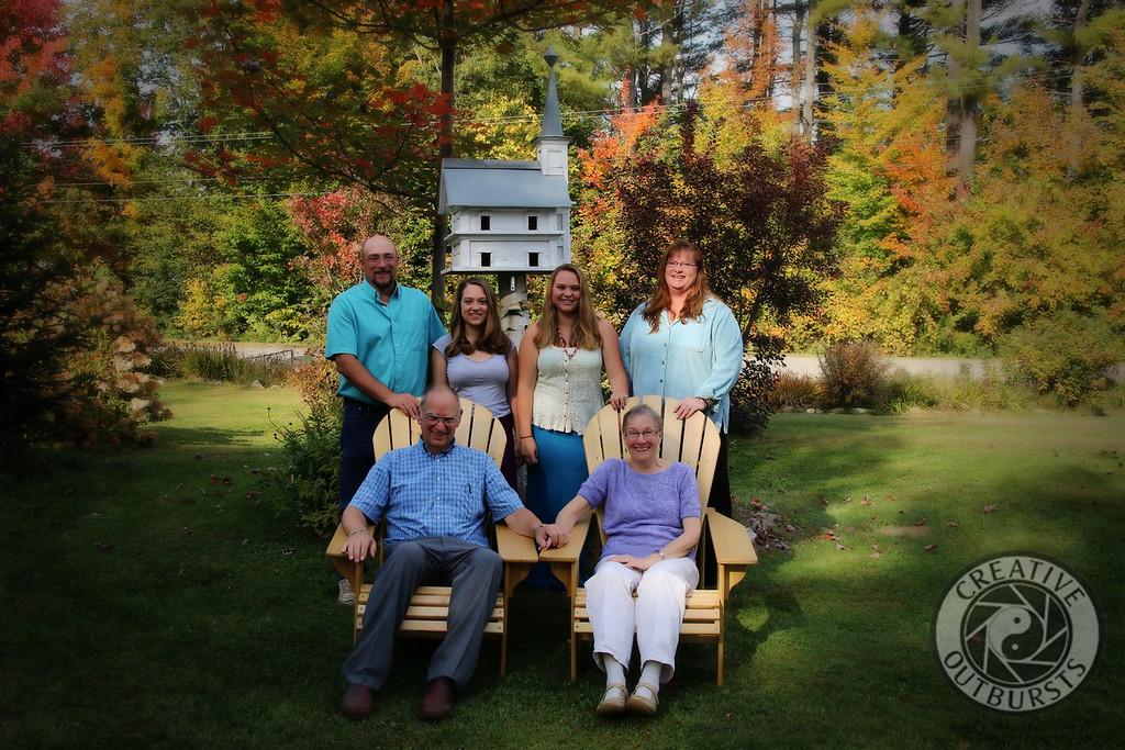 2014 McGinley Family