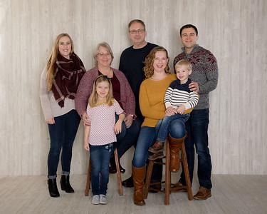 Mr  B Family