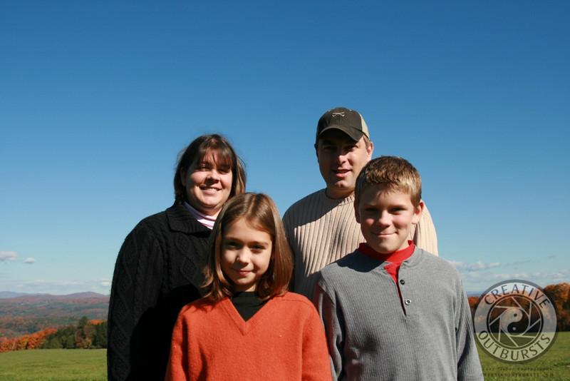 2008 Steventon Family