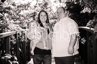Swartz Family B&W