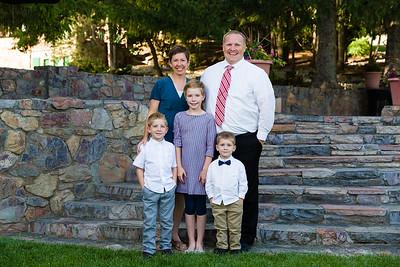 Taylor Family Portraits