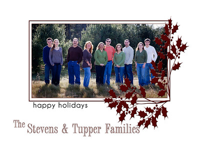 Tupper-classic holly