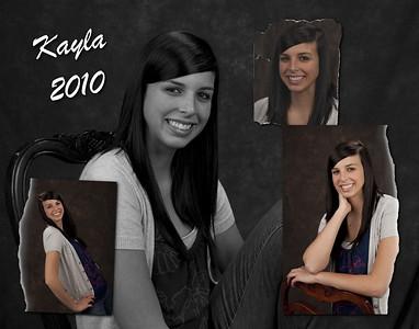 Kayla Collage 11x14