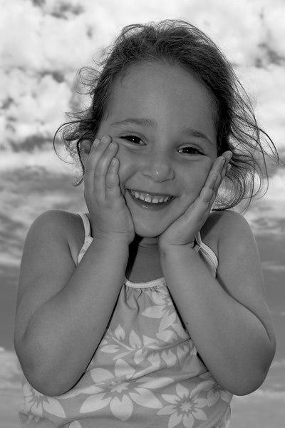 Rebecca in June 2006