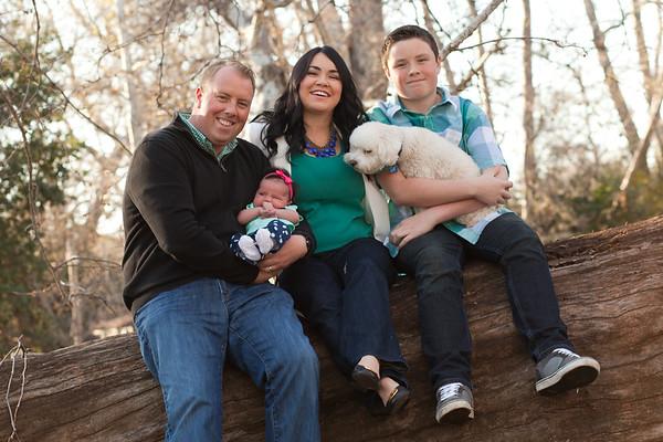 Biddle Park Sunset | Meyer Family