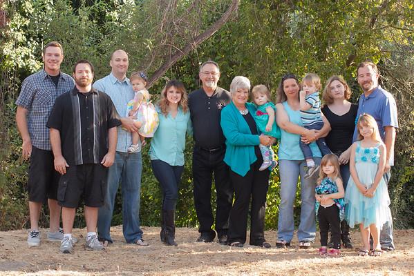 Dutra Family | Creekside in Arroyo Grande 2014