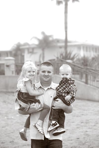 Klinchuch Family | Avila Beach Fall Session 2014
