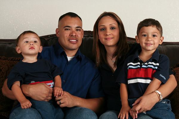 Nina's Family
