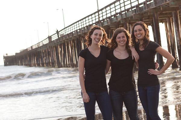 Vernacchia Sisters Winter 2012 | Avila Beach