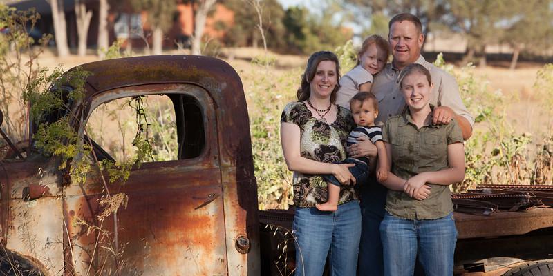 Wisberg Family | Edna Valley Session