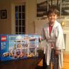 Birthday Lego set.