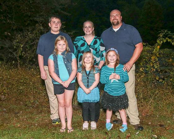 101114 Rick Meyerdirk's Family