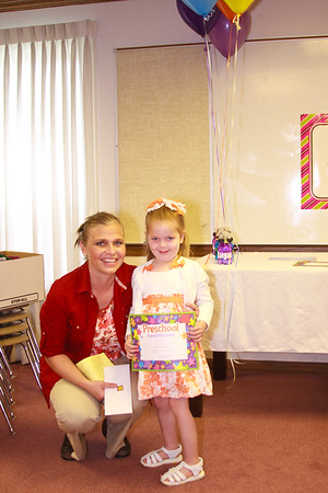 2011 Bright Tykes Preschool Graduation