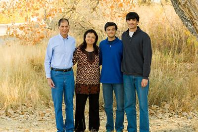 Tripathy Family