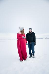Aubri & Alex | Maternity