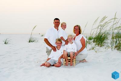 GILBERT FAMILY PORTRAITS