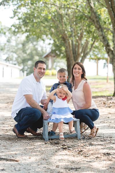 Chamberlin Family 2017