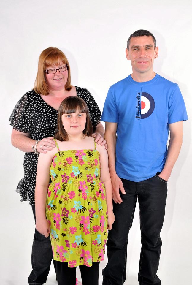 Julie Clarke Family