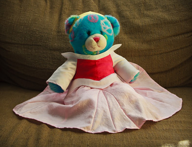 Doll Cloths by Lucy