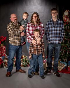 Dunker Family Christmas 12-11-16