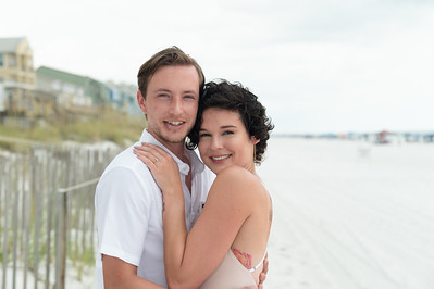 Florida Engagement-238
