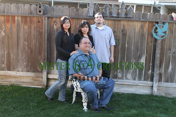 Frank Prado Family