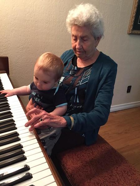 michael gma piano