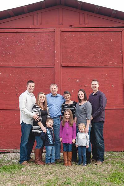 Heath Family 2015