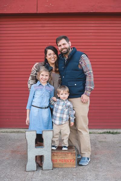 Hudson Family Mini Shoot