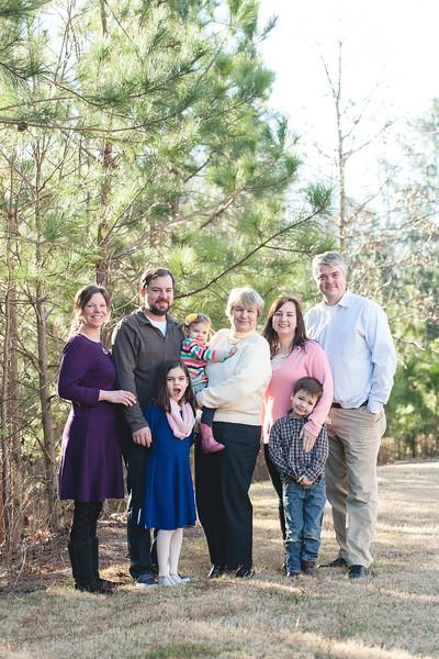 Jen C Extended Family