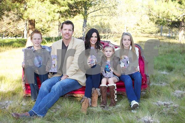Karly & John's Family